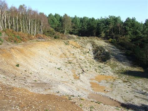 disused gravel pit c keith geograph britain and