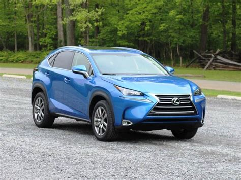 2016 lexus nx specs and features carfax