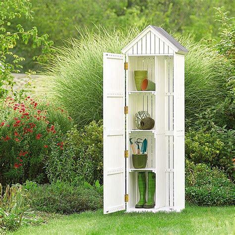 armadi da giardino in plastica armadi in legno da giardino armadi giardino armadi da