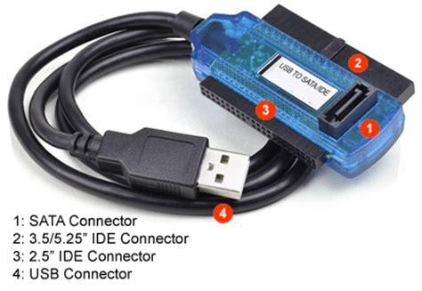 Converter Hardisk Ata Ke Usb cabo adaptador usb 2 0 hd conversor p ide sata fonte 3 em 1
