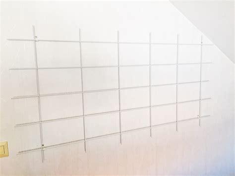 pinnwand gitter schreibtisch und arbeitszimmer einrichten deko ideen