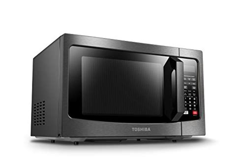 Microwave Toshiba toshiba em131a5c bs microwave oven with smart sensor 1 2 import it all