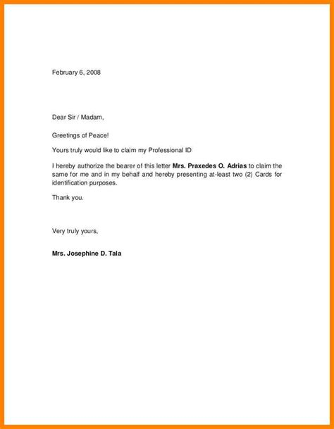 authorization letter authorization letter to bank to collect cheque book 28