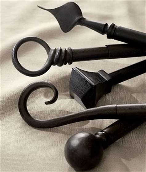 pottery barn curtain rods how to hang pottery barn curtain rods curtain