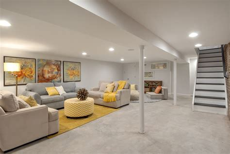 modern basements 25 top modern basement design ideas