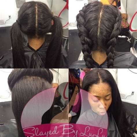 vixen sew in on pinterest hair wigs and hair weaves styling ideas for the vixen sew in black hair