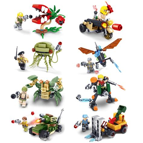 Brick Kazi 81022 Metal Slug aliexpress buy new arrival building blocks toys kazi