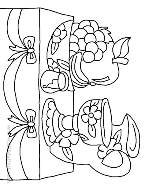 Harvest Coloring Page by Fall Harvest Coloring Pages