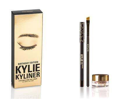 Cosmetics Black Kyliner Kit jenner s birthday edition range sells out in a
