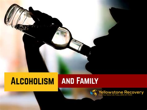alcoholism and family authorstream