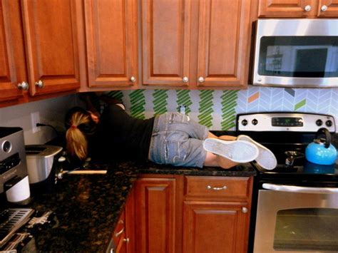 colorful kitchen backsplash colorful painted kitchen backsplash hometalk