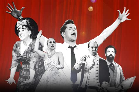 broadway best the 30 best broadway musical songs of the past 40 years