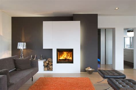 living room modern living room design with fireplace