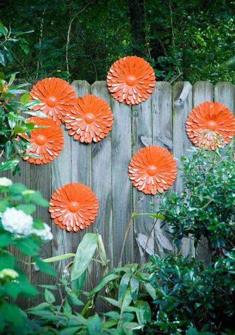 Diy Flower Garden Ideas Diy Flower Garden Fence Ideas