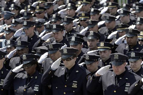 at new york officer s funeral reflect on tough