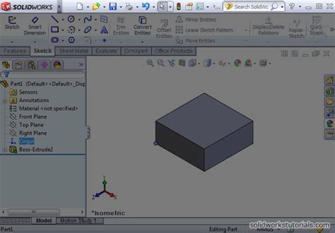 solidworks tutorial top down design solidworks tutorials a step by step guide