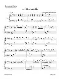 Avril Lavigne Piano Sheet Music - Music Sheet Collection