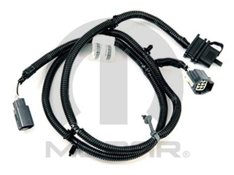 trailer tow wiring harness mopar 82212455ad