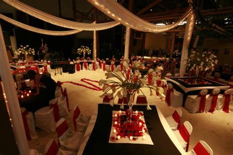 Hochzeitsdeko Rot by Sch 246 Ne Dekoideen F 252 R Extravagante Hochzeitsdekoration