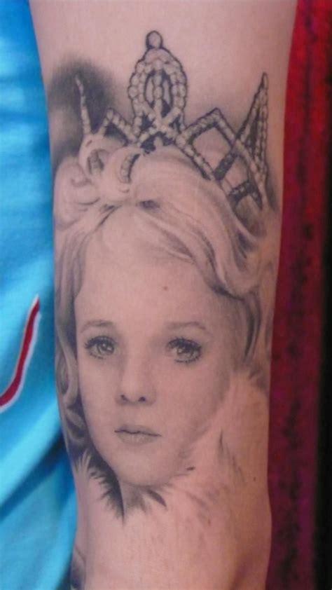 kat von d tattoo work jonbenet ramsey d broken photos
