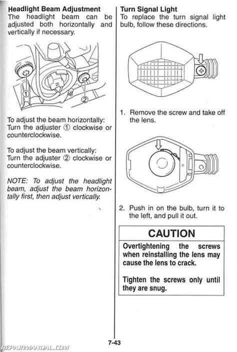 Suzuki User Manual 2009 Suzuki V Strom 650 Dl650a Abs Motorcycle Owners Manual