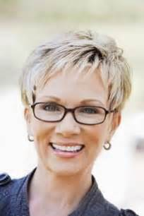 haircuts for gray hair 60 short gray hairstyles for women pictures gallery of