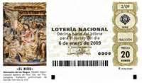 Loteria Nacional Spanish Sweepstake Lottery - el nino sorteo extraordinario loteria national