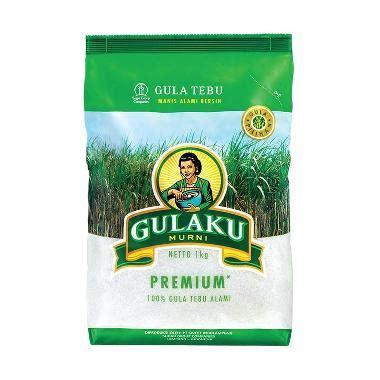 Gula Pasir Gulaku Hijau 1 Kg jual sakuku serba 11 ribu gulaku premium gula pasir 1 kg 5 packs harga kualitas
