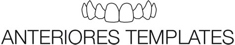 Anteriores Templates For Digital Smile Design Dsd Anteriores Templates Digital Smile Design Powerpoint Template