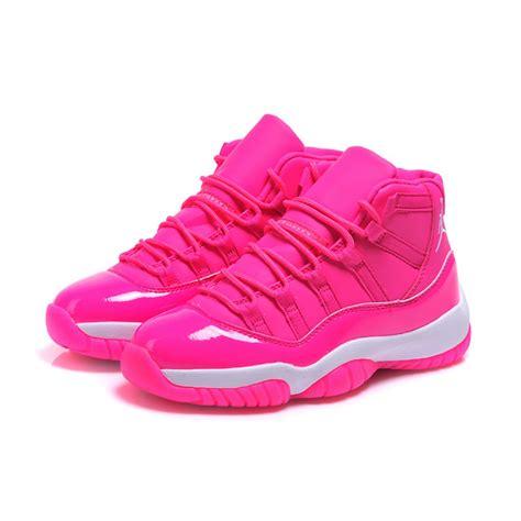 women jordan 11 c women air jordan 11 high top all pink price 70 99