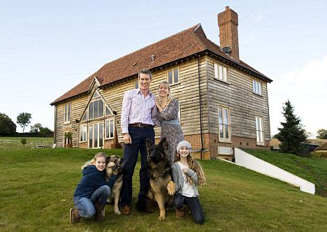 their home it took two years to get planning permission for our