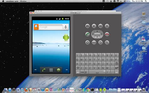 android simulation simulating the android browser the mobile potpourri