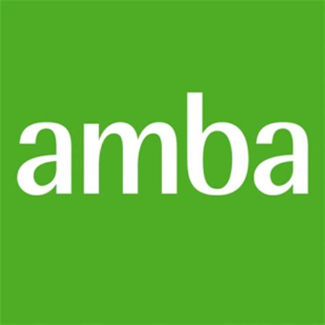 Amba Mba by Amba Research Ambaresearch