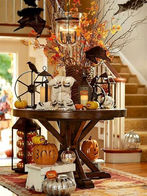 halloween home decor pinterest pottery barn halloween decorations