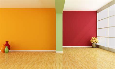 paredes interiores colores fuertes o intensos para pintar las paredes