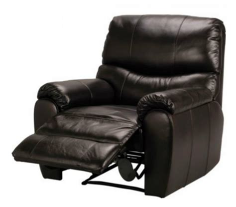 black leather recliner chair 9 ultra modern leather chairs styles at life