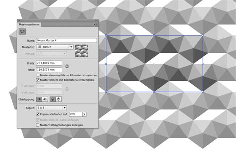 illustrator pattern has gaps vektorgarten pentagonal pattern with illustrator