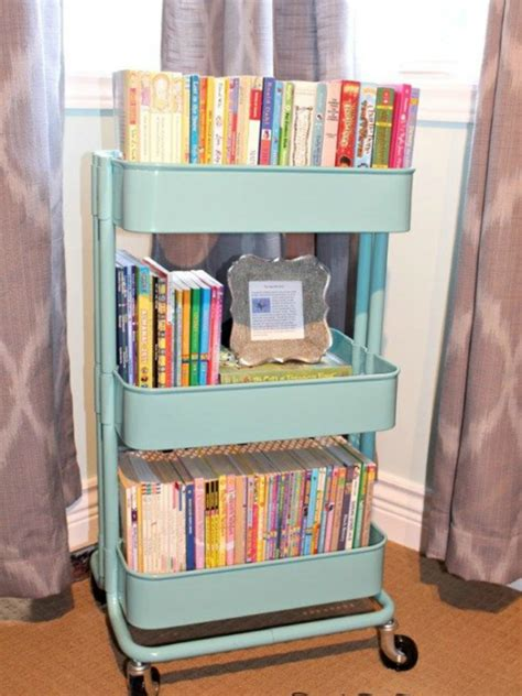 book storage ideas cool and creative to apply at home 10 clever ways to store and display your child s books