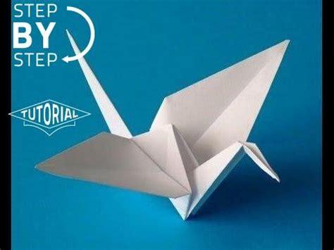 Tsuru Origami - tsuru origami passo a passo