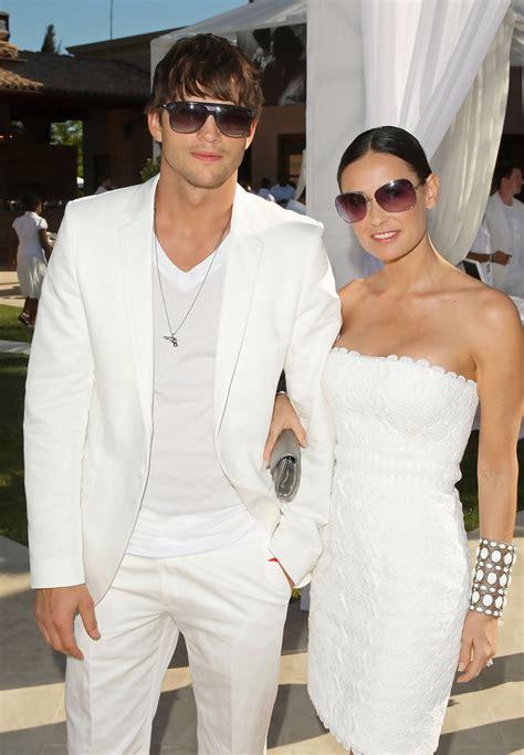 Power Demi Ashton Kutcher by Demi Rectangular Sunglasses Demi Looks