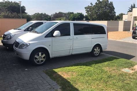Mercedes Diesel Cars For Sale by 2004 Mercedes Vito Diesel Automatic Color White For
