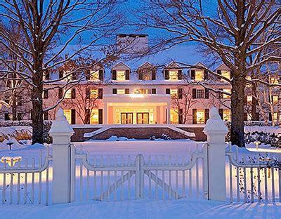 country comfort spa woodstock woodstock inn resort in the winter