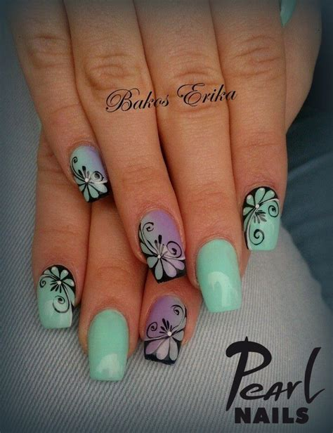 Line Nail Designs