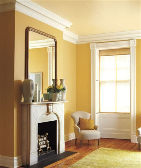 gold butter color combinations for your home real simple