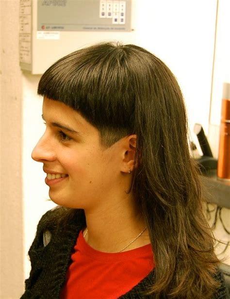 edgy dramatic hairstyles dramatic long and short haircut with bangs hairstyles weekly
