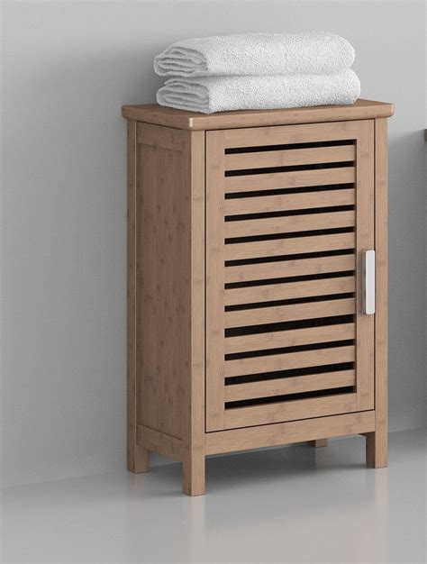 Bathroom Storage Cabinet Bamboo Storage Cabinet Greenbamboofurniture