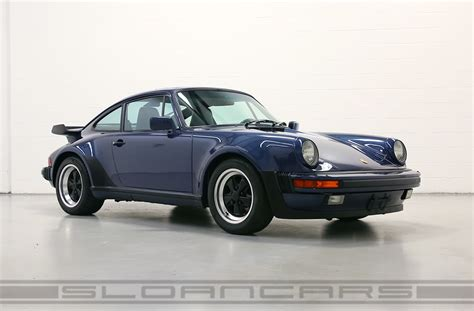 navy blue porsche 1986 porsche 911 turbo prussian blue navy 11 210