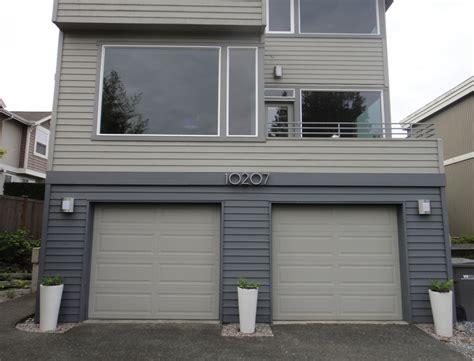 Northwest Garage Doors Modern Classic Northwest Door Modern Garage Door Home