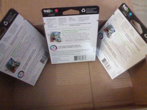 Tinta Hp 940xl Colour kit cartuchos originais color hp 940xl officejet pro r