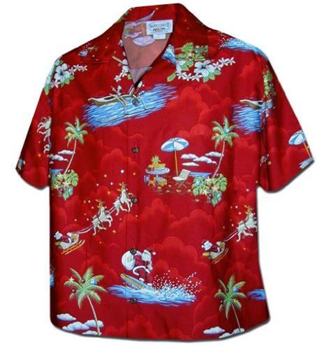 christmas themed shirt fun hawaiian christmas shirts for men and women